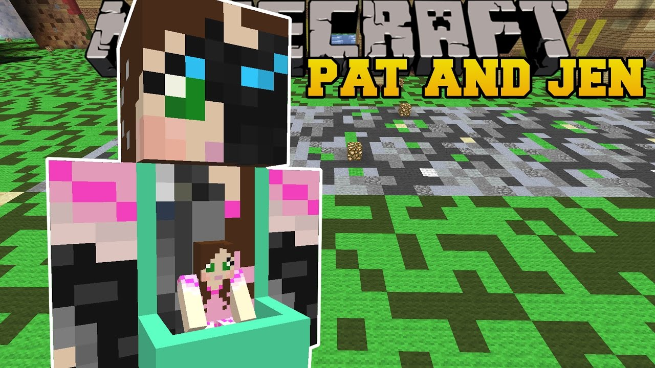 Pat and jen minecraft videos
