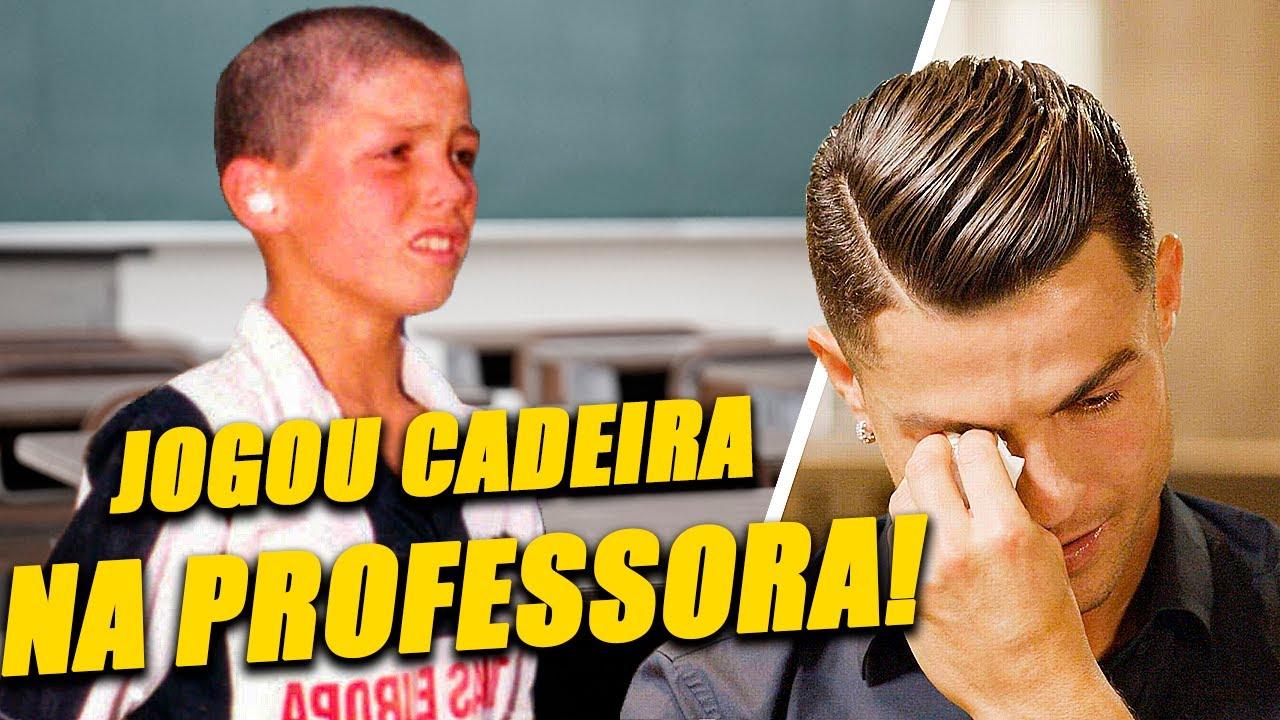 Download CRISTIANO RONALDO ERA HUMILHADO NA ESCOLA