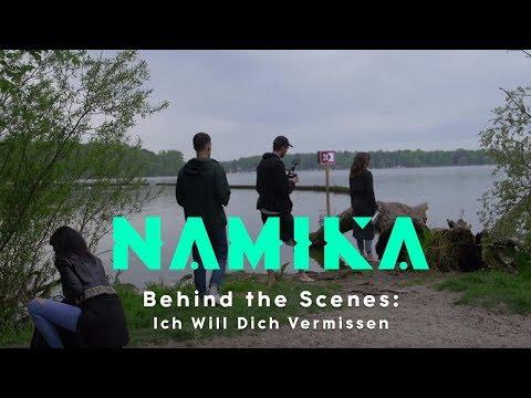 Namika - Behind The Scenes: Ich Will Dich Vermissen