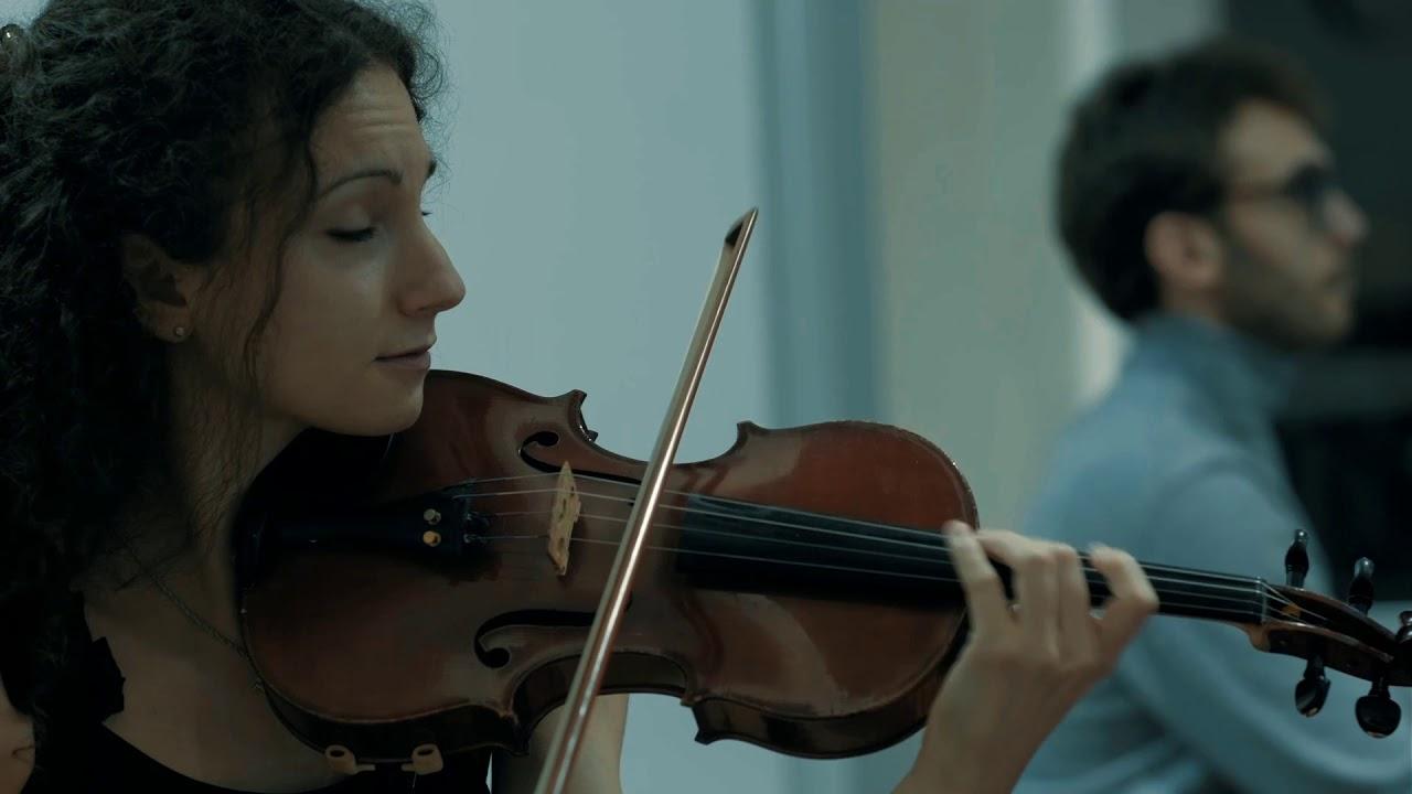 G. Fauré: Piano Quartet in G minor op.45, 1 mvt (excerpt) - Quartetto Werther