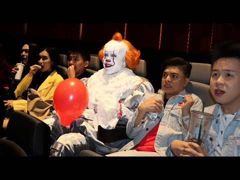 "Pennywise invades cinema! ""IT Chapter Two"" Press Screening in Manila"