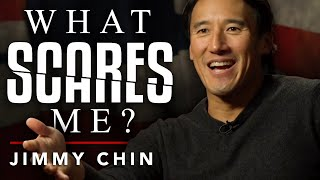 HOW MY FEAR DRIVES ME - Jimmy Chin   London Real