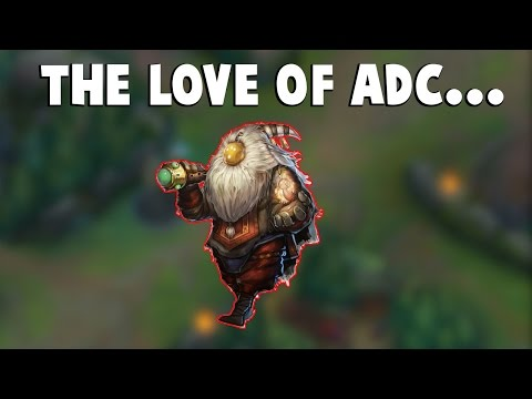 That's Why ADC MAINS Love BARD...| Funny LoL Series #60