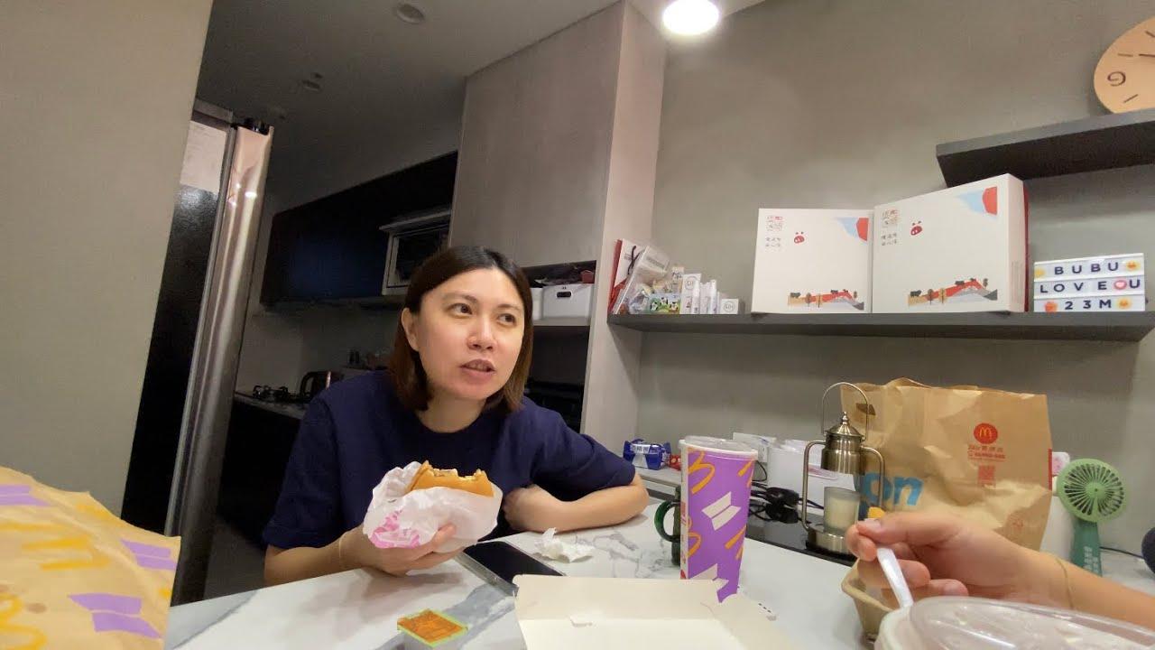 好懷念,325元麥當勞早餐吃了什麼?|默森夫妻&Bubu 寶寶家庭日記