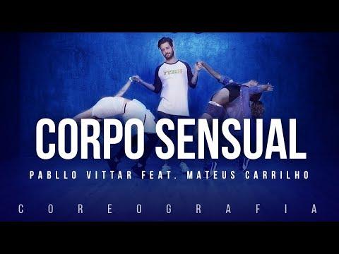 Corpo Sensual - Pabllo Vittar | FitDance TV (Coreografia) Dance Video