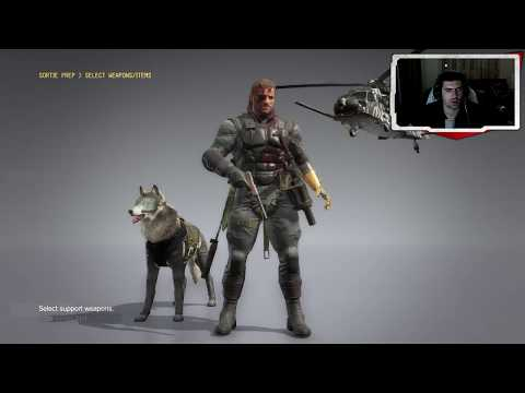Λιώσιμο Με: MGS 5 The Phantom Pain #11 Occupation Forces