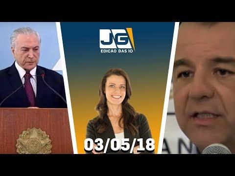 Jornal da Gazeta - Edição das 10 - 03/05/2018