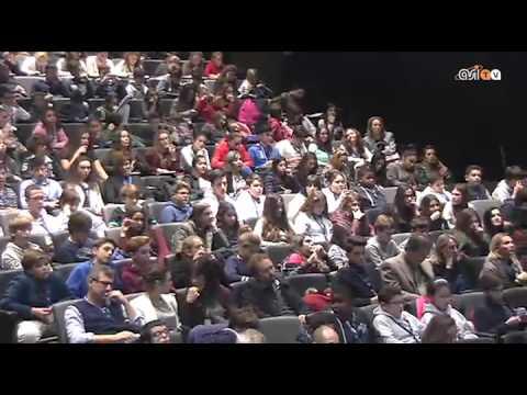 Paolo Nespoli presenta VITA