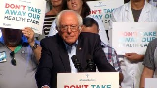 Sanders opens door to second presidential run