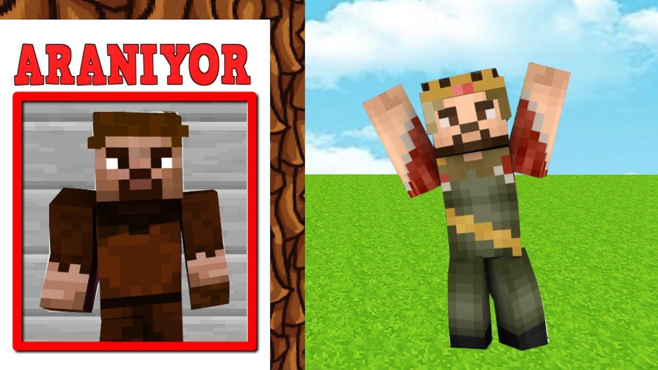 Zengin Vs Fakir Hayati 87 Fakir Kayboldu Minecraft Youtube