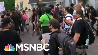 Charges In Breonna Taylor Case Explained As Demonstrations Begin In Louisville | MSNBC