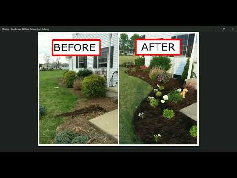 Ideas 4 Landscaping | DIY Landscaping | Before & After | Front Yard & Backyard