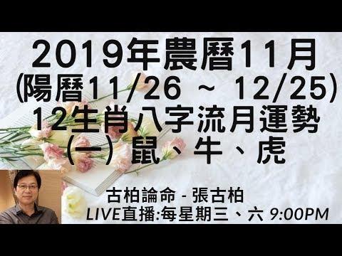 201911(11/26~12/25) 12 ()