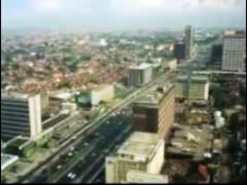Jakarta, 1973- A View of Indonesia's Capital