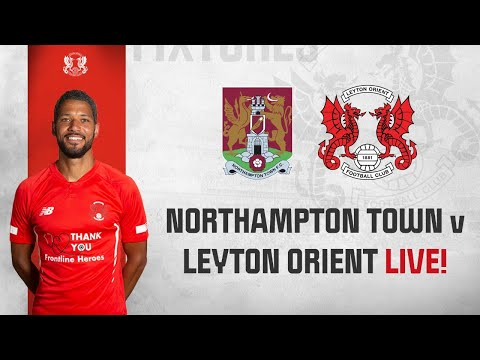 Northampton Leyton Orient Goals And Highlights