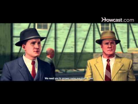"L.A. Noire Walkthrough Part 57: ""The Studio Secretary Murder"" (2 of 7)"