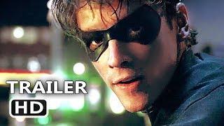 TITANS Official Netflix Trailer # 4 (2019) Superhero TV Show HD