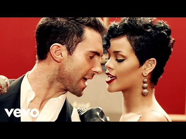 Maroon 5 - If I Never See Your Face Again ft. Rihanna (Official Music Video)