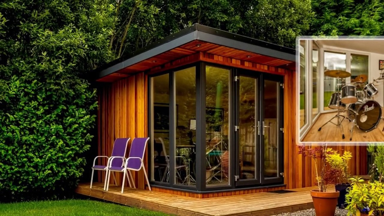 Eco Home Garden Room Design Ideas Youtube