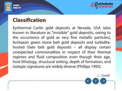 Metamorphogenic ore and industrial mineral deposits