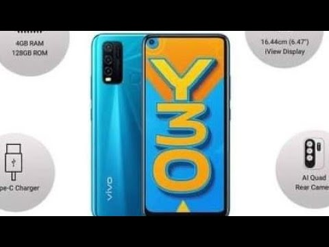 Vivo Y30 Unboxing  and Review   Vivo Y30 emerald black Unboxing   First look & Mobile features  