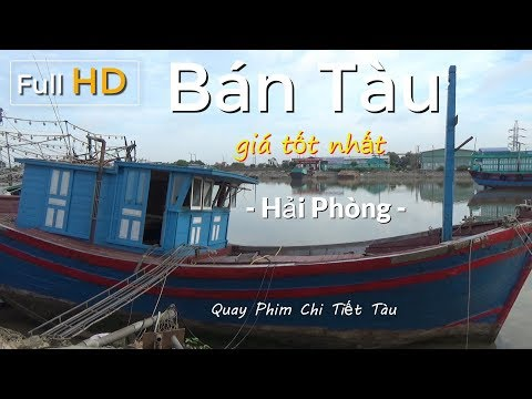 Vietnamese Fishing Village - Aplace for Trading Wooden Vessels