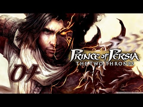Prince of Persia: The Two Thrones PC 100% Walkthrough 04 (Hard) Chariot Chase