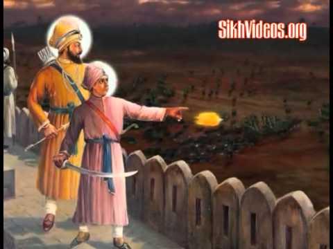 Baba Ajit Singh Ji: Kalaa Sahibzada Nahi Hazaraan Kolo Haarda