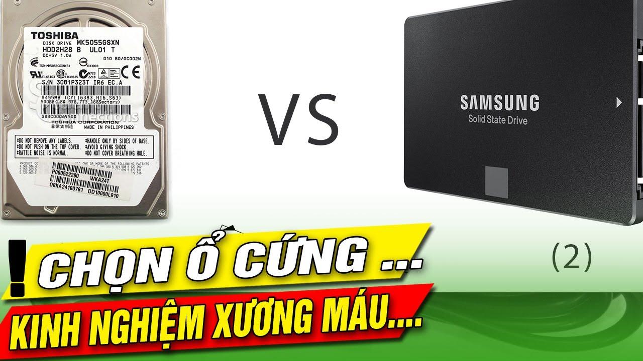Cách chọn ổ cứng   bạn biết chưa. HDD máy tính   Hdd laptop