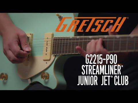 Gretsch® G2215-P90 Streamliner™ Junior Jet™ Club