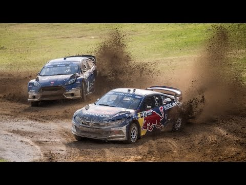 Rallycross Highlights from Memphis Season Opener | Red Bull GRC