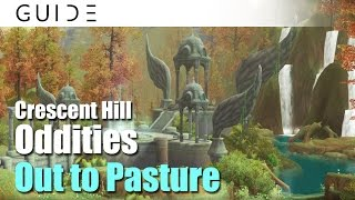 [Guide] Aura Kingdom Oddities Achievements - Out to Pasture in Crescent Hill