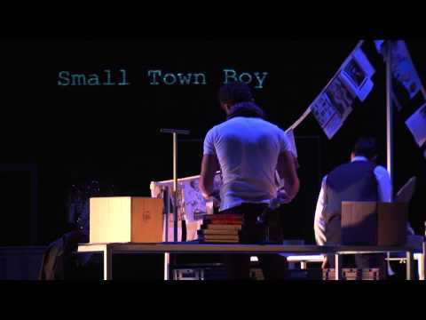 SMALL TOWN BOY - Trailer - Maxim Gorki Theater Berlin - Text + Regie: Falk Richter