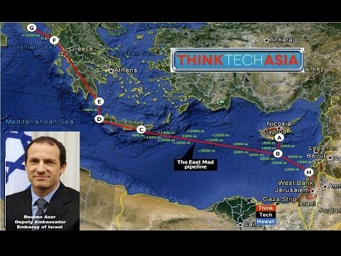 Israel, Energy Discoveries, & Shifting Middle East Geopolitics