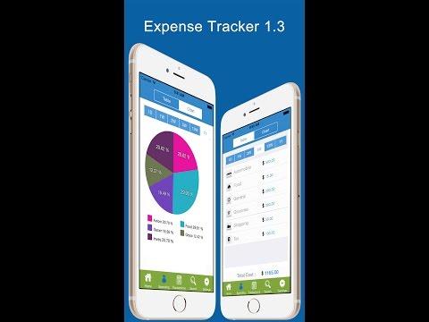 Top Expense Tracker  iOS App Free