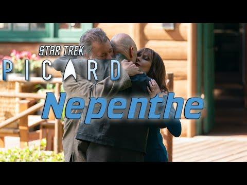 """STAR TREK: PICARD S1xE7, """"Nepenthe"""""""