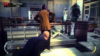 Hitman Absolution миссия №6 испытания Роузвуд
