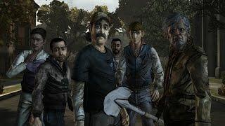 The Walking Dead Game Season 1 Episode 4 Walkthrough Part 1 - Around Every Corner