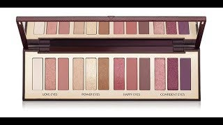 Charlotte Tilbury - Preview of New ✨ Stars in Your Eyes Palette + Swatches | MAKEUP ADDICTED