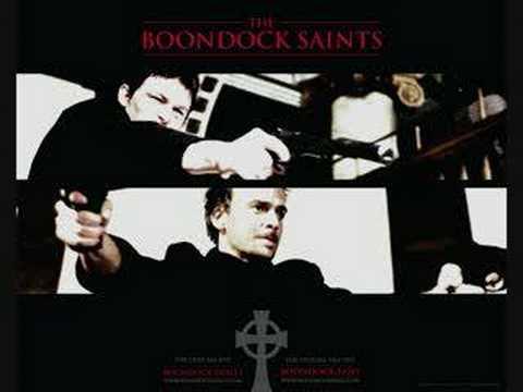 ♫ The Boondock Saints  The Blood Of Cu Chulainn OST