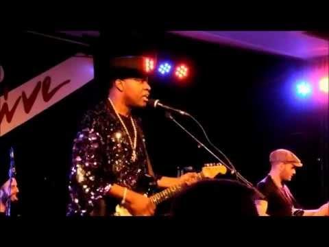 Carvin Jones Band@Reigen live 25 3 2014
