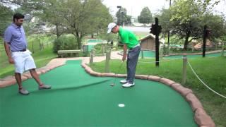 Zigfield Troy Open Golf Champion Vs. Champion Lost Mountain Miniature Golf Challenge