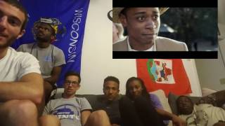 get out movie trailer reactions whitepeople