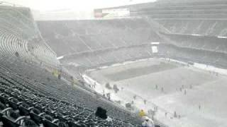 View from Section 431 at Soldier FIeld