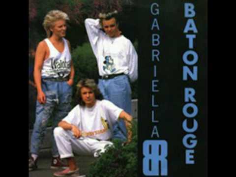 BATON ROUGE - Gabriella (1986)