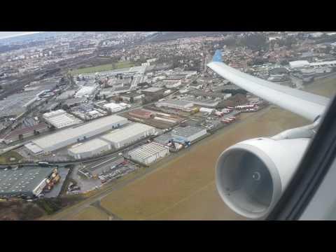 [AIR CARAIBES] A330-200 (by AIR TRANSAT) PARIS ORLY ⇒ MARTINIQUE (Take off)