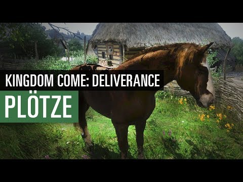 Kingdom Come Deliverance - So findet ihr Plötze aus The Witcher 3 / Guide
