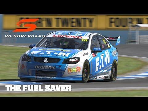 iRacing: The Fuel Saver (V8 Supercar @ Phillip Island)
