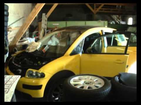 Doku Audi A2 6 Gang Umbau