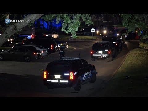 Man wielding machetes killed by Garland police